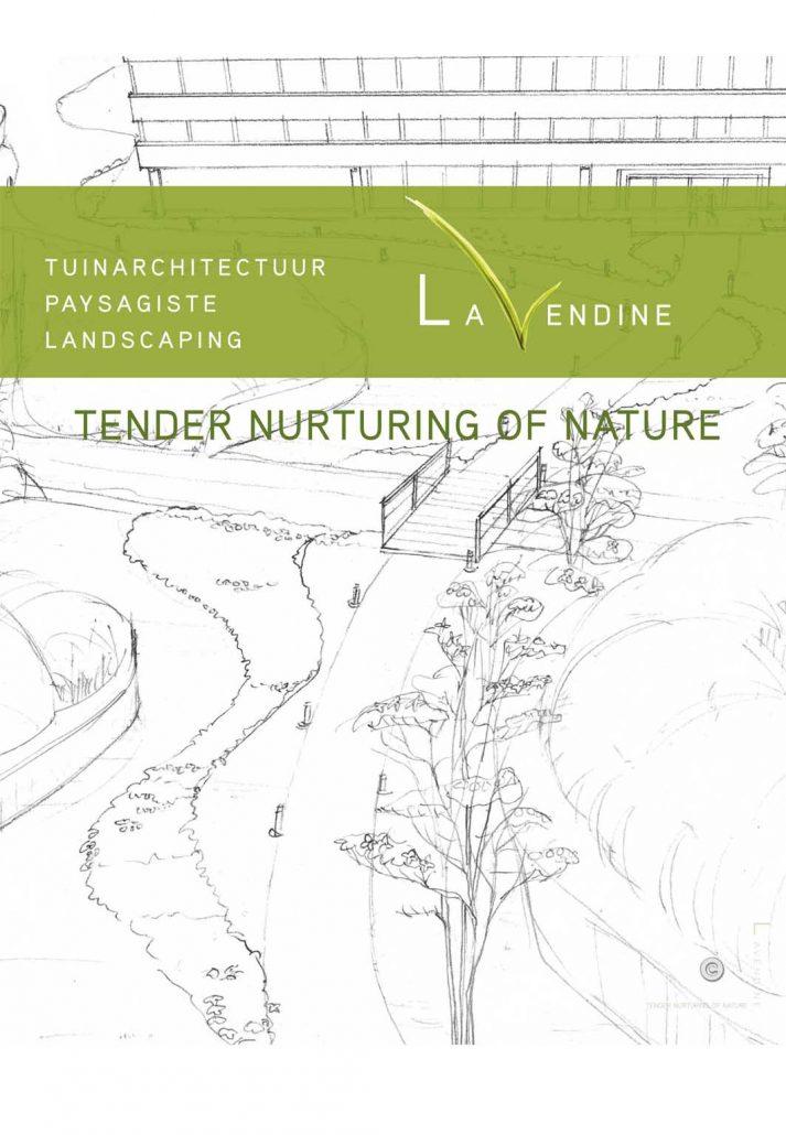 tuinontwerp lavendine voorbeeld workshop